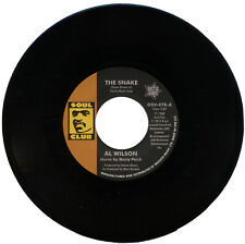 AL WILSON The Snake / Show And Tell Northern Soul