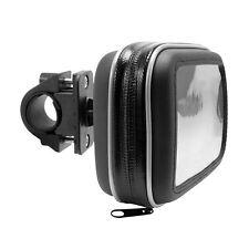 Arkon Bike Waterproof Handlebar Mount Case cover holder for GPS Sat Nav