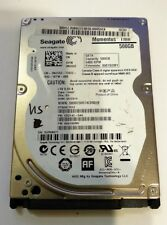 Disque Dur / HDD Seagate ST500LT012 - 500 Go - SATA 3 - 2.5' - En L'état