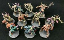 Poxwalkers x10 - Death Guard - Chaos Space Marines - Warhammer 40k