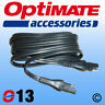 Optimate O13 4.6m SAE Extension Cable Lead For Optimate Chargers