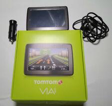 TOMTOM VIA160 Bluetooth hand-free GPS Australian Stock/Maps