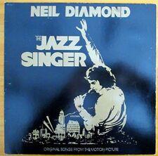 """Neil Diamond """"The Jazz Singer""""1980 LP GATEFOLD Vinyl Record SWAV 12120"""