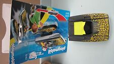 Playmobil 5161 bateau sport transportable ,clips,click,portable catamaran
