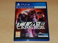 Time Carnage PS4 Playstation 4 ( VR Requerido)