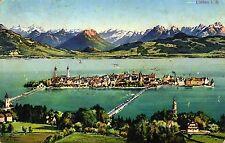 AK  Lindau - gebraucht - um 1910  ( 24846 )