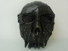désert corps maille complet Masque Visage Airsoft Jeu Crane paintball sécurité