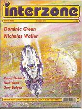 INTERZONE 187 Dominic Green, Nicholas Waller, Zoran Zivkovic, Bruce Gillespie