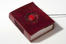 Medieval Renaissance Stone Sketchbooks Leather Handmade Notebook Diary Journal