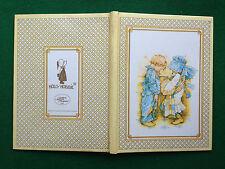 HOLLY HOBBIE Quaderno scuola vintage A5 quadretti cop rigida copybook