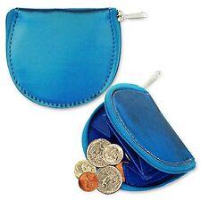 Pocket Coin Purse  Turquoise Blue Futuristic Lenticular #RONDO-R303#