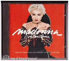 MADONNA - YOU CAN DANCE **OTTIMO** EX+ SIRE RECORDS