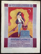More details for magic - maskelynes theatre of mystery 1920 programme