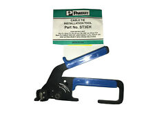 PANDUIT ST3EH Cable Tie Tool,Blue