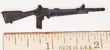 BIN B9  G I JOE Accessory   XMLR-3A Laser Rifle Gun   ( 1983 Snow Job Mold )