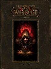 World of Warcraft: Chronicle Volume 1, BLIZZARD ENTERTAINMENT  Book
