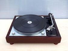 THORENS TD-150 ( MK-1 / MK-2 ) WENGE wood PLINTH / LINN LP-12 STYLE PLINTH