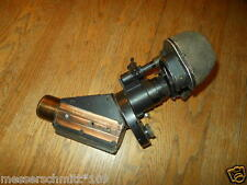 WW2 German Kriegsmarine A.Z. schr. E.C/6 5x 14° Zeiss U Boat 88mm Sight / Optics