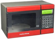 Casdon Morphy Richards Microwave Combination Oven - Role Play Kids Toy