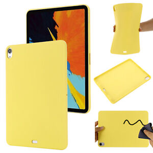 """Soft silicone Case Shockproof Back Cover For iPad Air Pro 9.7"""" 10.2"""" 10.5"""" Mini"""