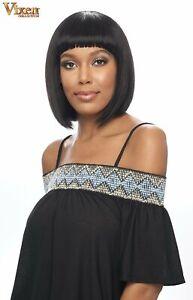 Vanessa Vixen AVEE 100% Finest Human Hair Wig_Soft Touch