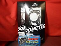 Cometic Head Gaskets C4346-045 for Nissan 300ZX VG30DETT ARP Head Studs 202-4308