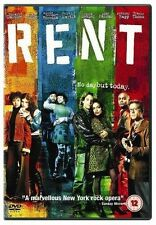 RENT ROSARIO DAWSON TAYE DIGGS WILSON JERMAINE HEREDIA SONY UK REGION 2 DVD NEW