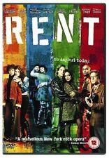 RENT ROSARIO DAWSON TAYE DIGGS WILSON JERMAINE HEREDIA SONY UK REGION 2 DVD NEW