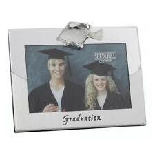 Silverplate Graduation Photo & Picture Frames