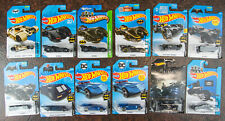 Hot Wheels Batman Batmobile animated variations bat-pod tumbler   lot of 12