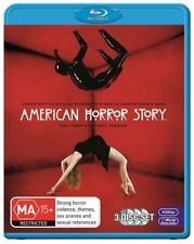 American Horror Story : Season 1 (Blu-ray, 2012, 3-Disc Set)