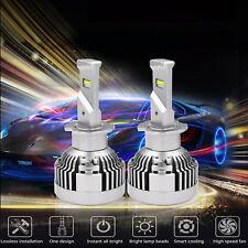 H3 6000K White 1840W 276000LM CREE LED Fog Driving Lamps Foglight Conversion Kit