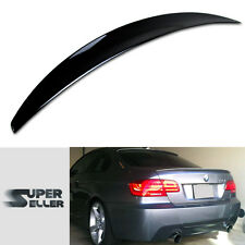 PAINTED BMW E92 P PERFORMANCE TYPE REAR WING BOOT TRUNK SPOILER COUPE 325i 335i