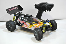 HI3188BL Automodello Elettrico Brushless 4x4 HIMOTO BUGGY MEGAE 1/10/CAR MODEL