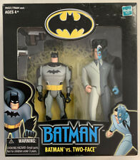 Batman the Animated Series: BATMAN VS. TWO-FACE ~ DC Hasbro ~ Kenner 2001 ~ NIB