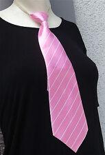 Damenkrawatte rosa