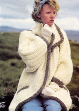 Super Chunky Sweaters/Clothes Crocheting & Knitting Patterns