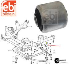 BMW E53 X5 Front Wishbone Control Arm Rear Bush Febi 02682, OE no. 12341124622