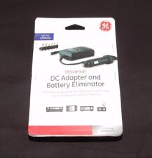 GE Universal DC Adapter and Battery Eliminator (up to 1200mA)