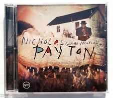 Nicholas Payton: Gumbo Nouveau CD VERVE RECORDS US 1996 Promo - Mint