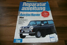 REPARATURANLEITUNG 1196 -- AUSTIN ROVER MINI 850+1000+1100+1275 ccm v. 1976-1996