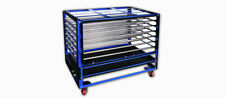 Screen Drying Cabinetplate Drying Boxfloor Standing 6 Layers Drying Device