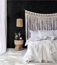 Large Macrame Wall Hanging Boho Bedhead Wedding Arbour Or Photography Backdrop