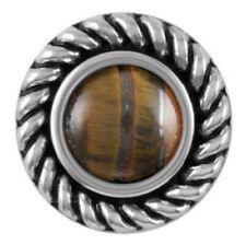 "Ginger Snapsâ""¢ Jewelry Lariat Tiger'S Eye Sn29-27 Buy 4, Get 5Th $6.95 Snap Free"