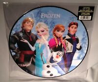LP SOUNDTRACK Frozen (PICTURE DISC Walt Disney) NEW MINT