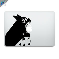 """Il MIO VICINO TOTORO Apple MacBook Decalcomania Sticker Vinyl Laptop 13"""" 15"""""""