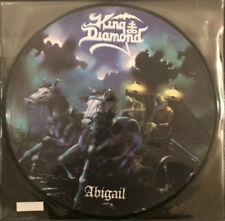 KING DIAMOND - ABIGAIL PICTURE DISC LP  NEW NOT SEALED