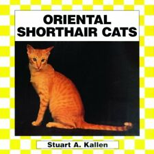 Oriental Shorthair Cat (Cats Set Ii)