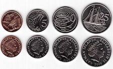 Cayman  set 4 monete 2008 FDC