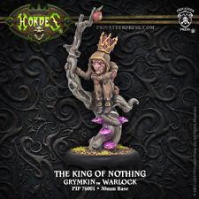 Privateer Press Hordes: Grymkin The King of Nothing Warlock PIP 76001